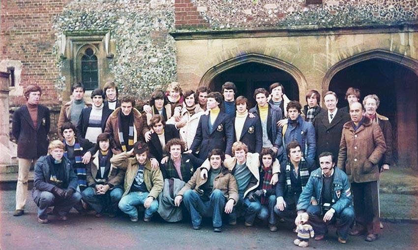 UK Tour 1978