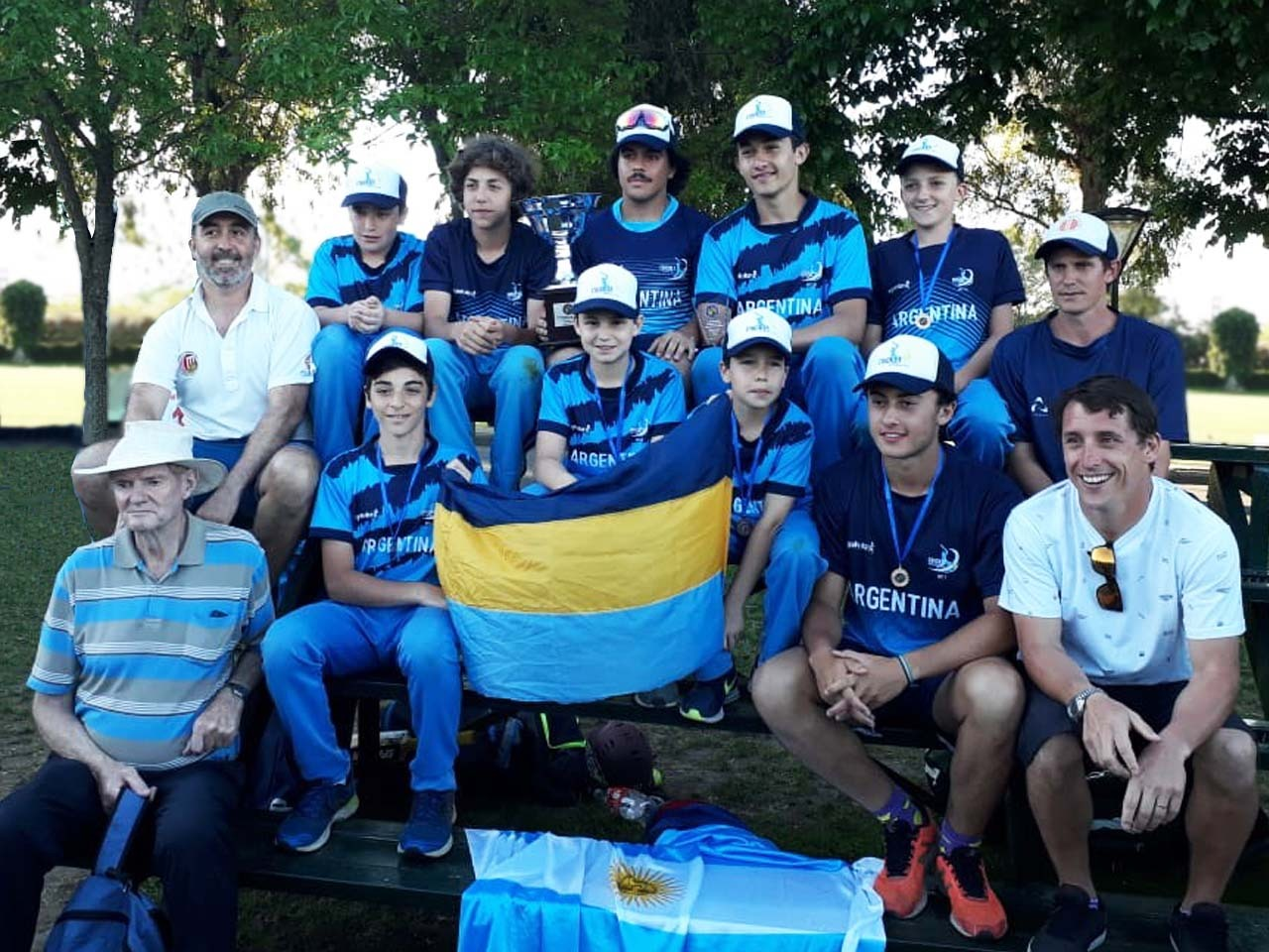 Cricket Sudamericano 2018