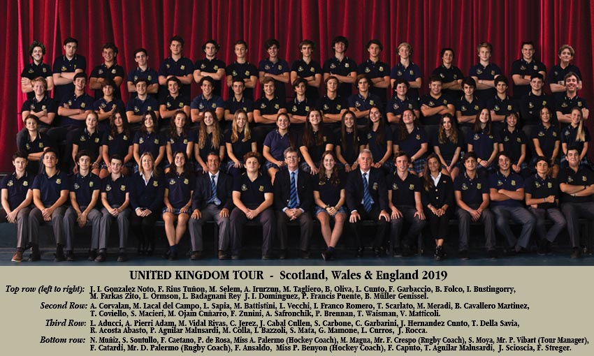 Gira UK Tour 2019